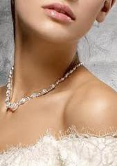 Necklace with pearls, with pearls of a necklace
