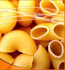 Macaroni egg products