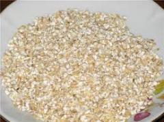Ardent wheat groats