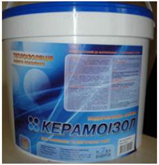 "KERAMOIZOL"" Liquid heat-insulating"