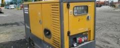 Дизельный генератор Atlas Copco Qas60 Kva