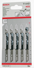 Пилки Bosch для электролобзика T 144 D