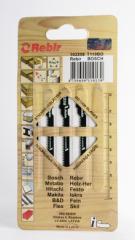 Пилки для электролобзика Rebir T 119 BO