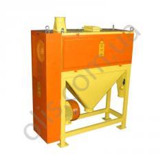 Машины для очистки поверхности зерна (обоечная
