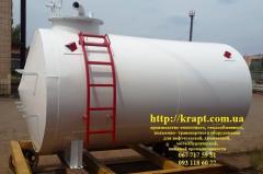 Резервуар для зберігання нафтопродуктів, обсяг 5 куб.м