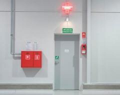 Doors internal fire-prevention mcr ALPE