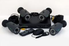 Комплект відеоспостереження (комплект