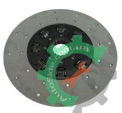 Диск сцепления СМД-18 мягкий на ДТ-75, с пружинами