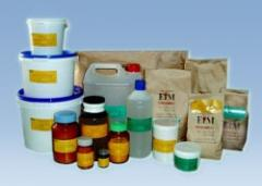 Means for disinfection of products of medical