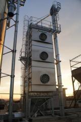 Зерносушилка RIELA тип GDT 240/15/2, оборудование для сушки зерна