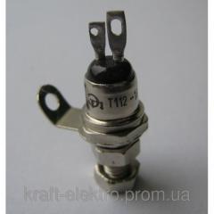 Тиристор Т112-16, тиристор Т112-16-8
