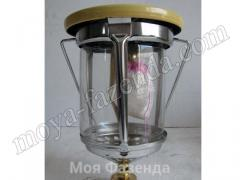 Lamp gas tourist for Rudyy (R-154 code)