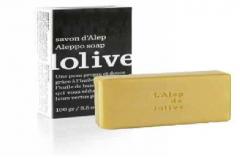 Aleppo Solid Soap 100g 5% oil of bay laurel