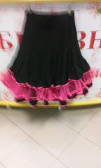 Skirt for ballroom dances, art.0434