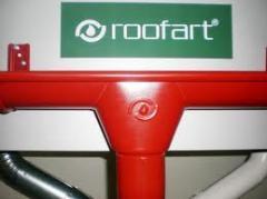 "Spillways of ""Roofart"", delivery"