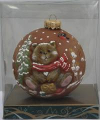 D-100 Lesnoy sphere Bear article of 2012