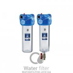 Корпуси системи очищення води серії H10G-FHPR-3,