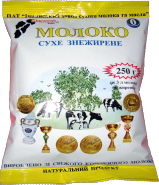 Сухое молоко 1,5%, 250 грамм