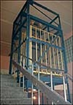 Elevators cage
