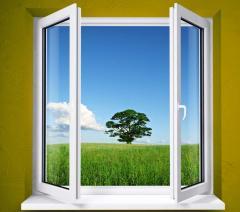 The best windows metalplastic Left were protected