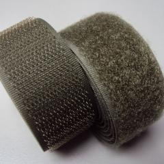 Застежка-липучка 2,5 см, хаки