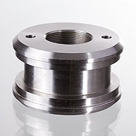 The screw piston for the hydraulic cylinder - HK