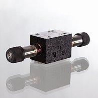 Клапан с электроуправлением NG 6 без катушки - HK