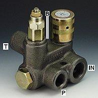 V6215 stream valve regulator - HK V6 215 0323