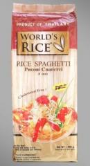 Spaghetti of rice, 400 g, TM
