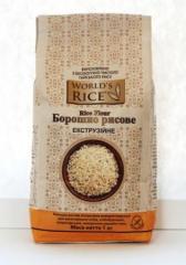 Extrusive rice flour of 1 kg / TM World's
