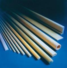 Стержни и трубки электроизоляционные для переносных устройств на напряжение 6-220 кВ