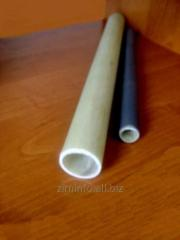 Cores and tubes electroinsulating for bars quick