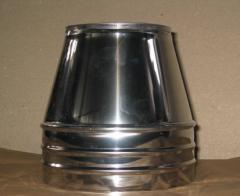 Flue cone metal