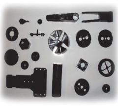 Products from plastic shaped