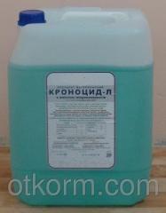 Podkislitel of Kronotsid-L water (Sa + P)
