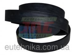 Belts driving