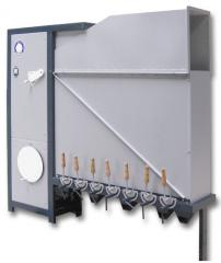 Сепаратор зерновой аэродинамический Алмаз МС-2