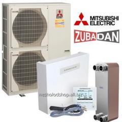Тепловой насос Zubadan PUHZ-SHW140YHA - пакетное