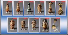 Ceramics. Small sculpture