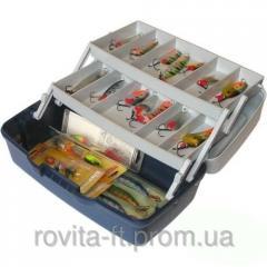 Aquatech box / box Aguatech Box 2 shelves 1702T