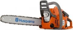 The Husqvarna 236 chiansaw, wide choice of