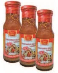 Sauce from a papaya