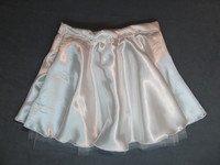 Юбка белая для детского новогоднего костюма