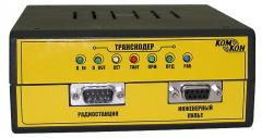 The converter of the COMCON TRANSCODER protocols