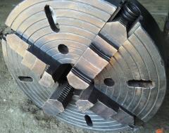 Патрон для универсального токарного станка диаметр