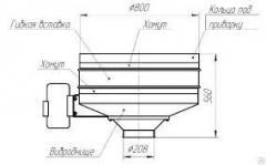 Виброднище Р6-МБВ Виброднище для сибоса или...