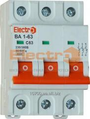 BA 1-63 automatic switch (6,0 kA)