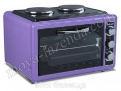Desktop oven with rings electric Saturn (R-153