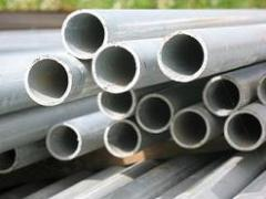Pipes are galvanized