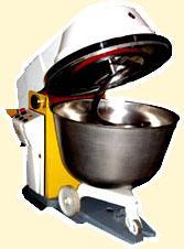 The car dough mixing